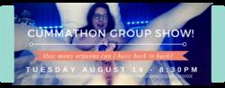 Cummathon group show!.png
